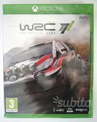 WRC 7 XboxOne