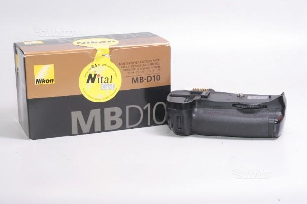 Battery grip nikon mb-d10. nikon d300-d300s-d700