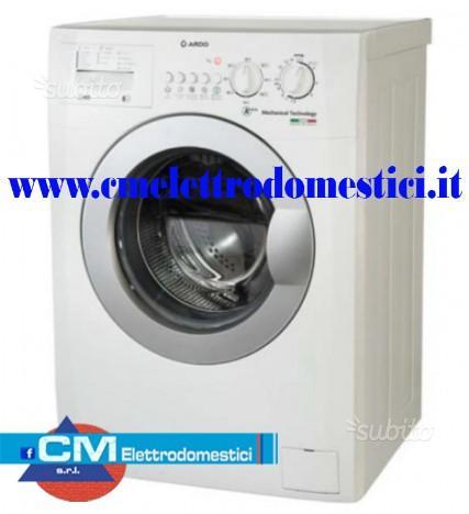 Ardo lavatrice 8kg meccanica