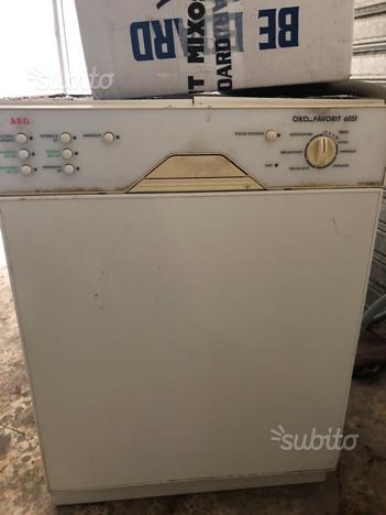 Regalo lavastoviglie funzionante