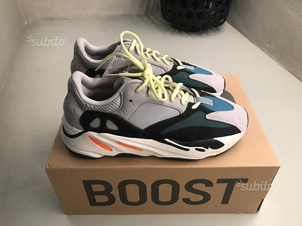 Adidas Yeezy 700 (con regolare fattura) UK 10