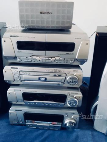 Impianto stereo nuovo modello tecnics 570