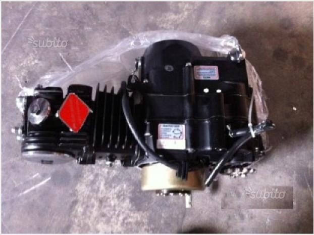 Motore per Cross 125CC- 4 marce - 1 cilindro
