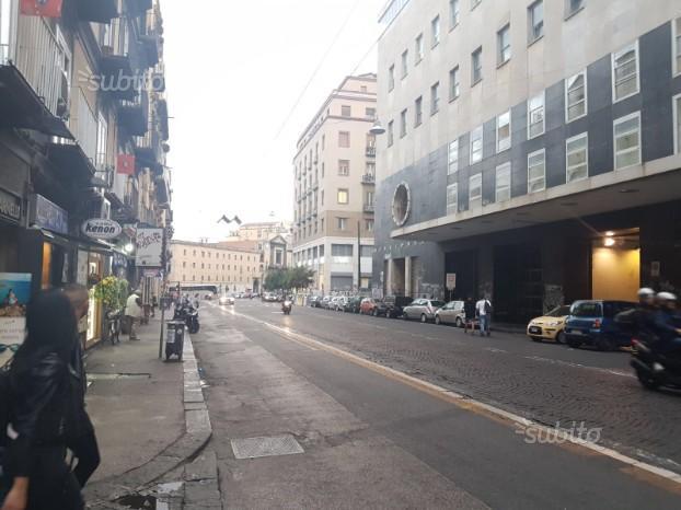 Via Monteoliveto ad