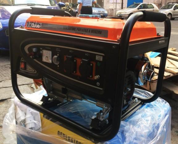 Generatore 2500 max 2800 watt 230v/50hz