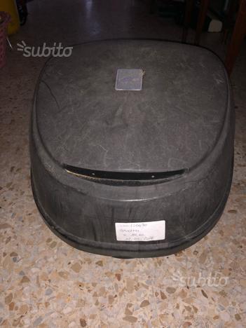 Bauletto porta casco moto vespa scooter
