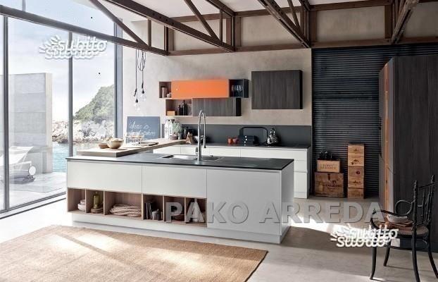 Cucina / cucine zelena