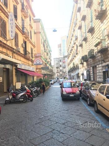 Piazza Garibaldi -Deposito