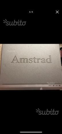 Dvd videoregistratore Amstrad