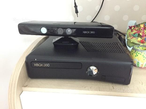 X box 360 con Kinekt