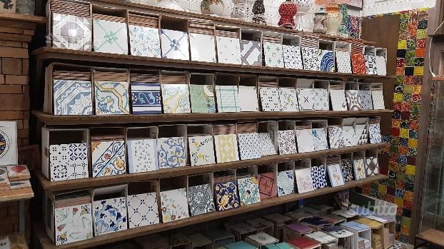 Mattonelle vietresi patchwork 20x20