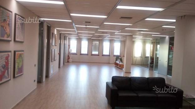 Ufficio su 2 livelli 1000 mq San Marco Evangelista