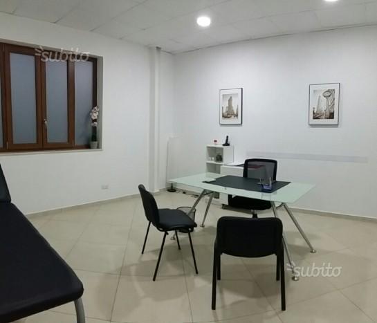 Ufficio ammobiliato