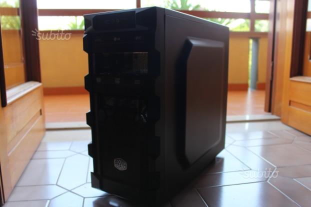 Pc fisso - Work Station i7 4770 16gb RAM DDR3, 4TB