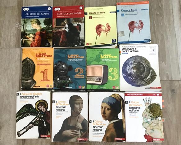 Libri di testo per licei