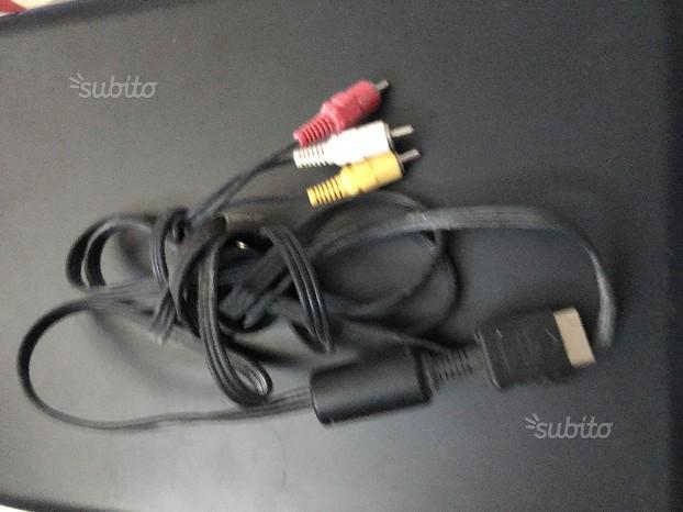 Cavo TV Scart Sony PS1-PS2-PS3 ORIGINALE