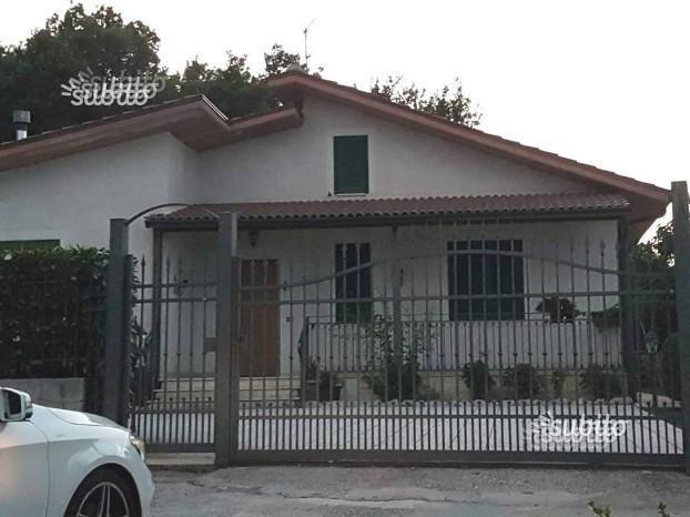 Villa singola - Montemarano