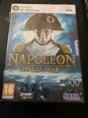 Napoleon Total War per PC