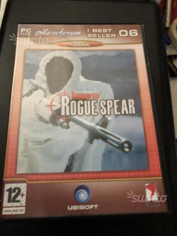 Raimbow Six Rogue Spear PC