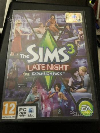 The Sims 3 Late Night Expansion Pack PC
