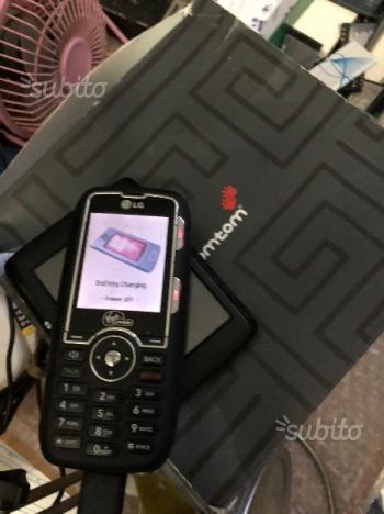 Cellulare LG 260 Virgin Mobile