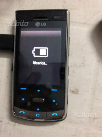 Cellulare LG KF750
