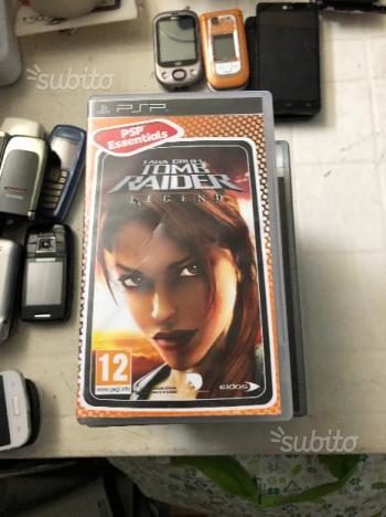 Tomb Raider Legend per PSP Essential
