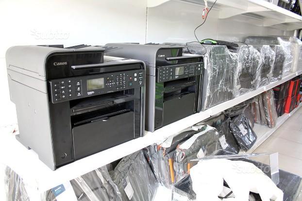 Fotocopiatrice canon i-sensys mf4750 con fattura