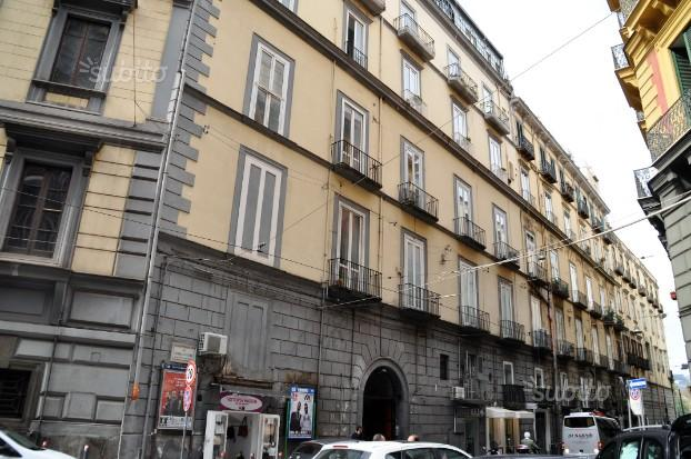 Appartamento locato ad. Piazza Vittoria