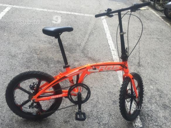 Bicicletta pieghevole nuova