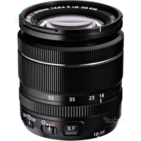 Fujifilm xf 18 55 f/2.8-4