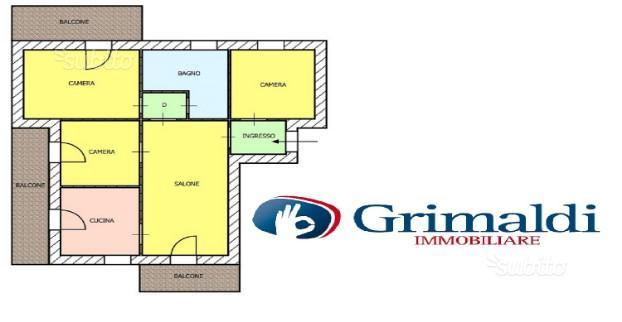 Santa Croce - Appartamento 4 locali 600 A405