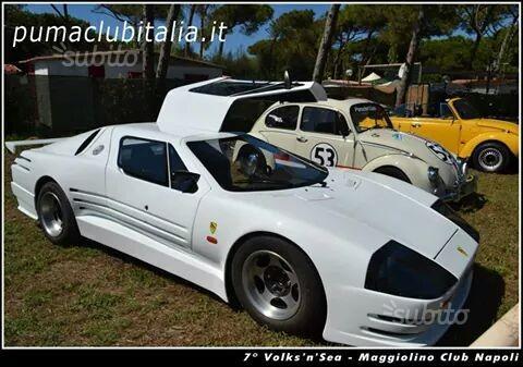 PUMA GTV ITALIA Boxer 90 - 1992 ali di gabbiano