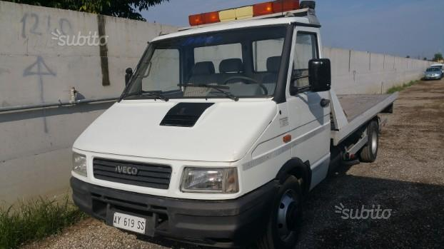 IVECO Daily 49.10 SCARRABILE