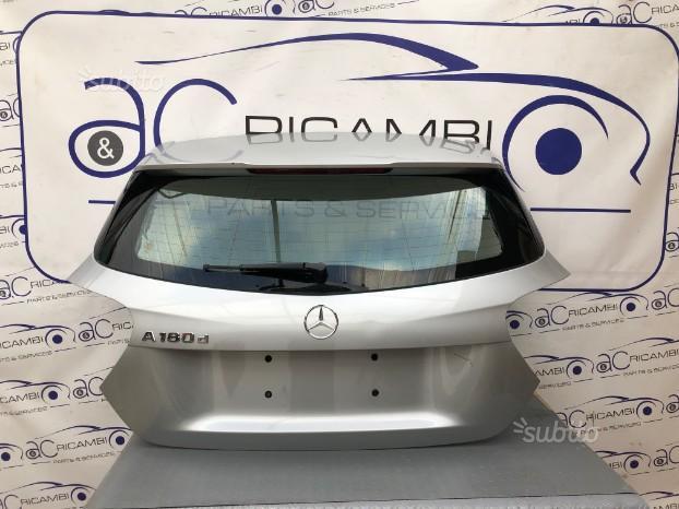 Portello Cofano Post. Mercedes Classe A New Model