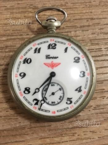 Orologio epoca carica manuale