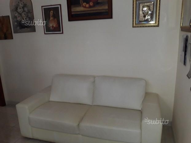 Divano vera pelle poltrone sofà