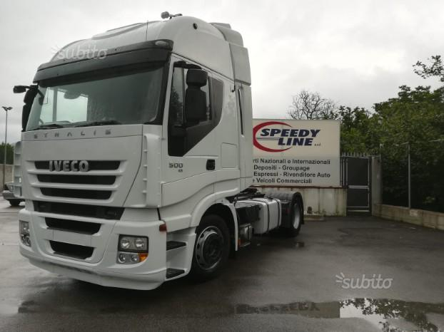 Iveco - stralis 500 - cubo - 2012