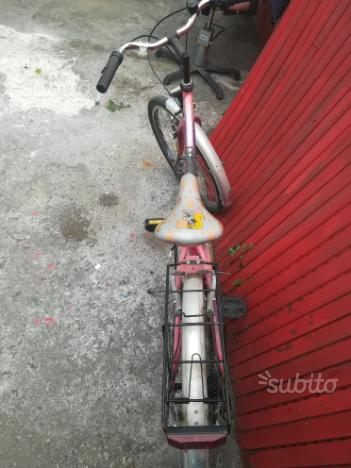 Bicicletta per bambina o ragazza Molinari