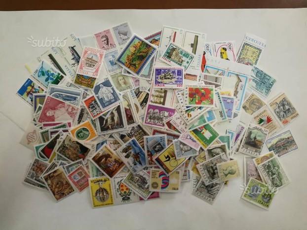 451 francobolli nuovi ancora utilizzabili