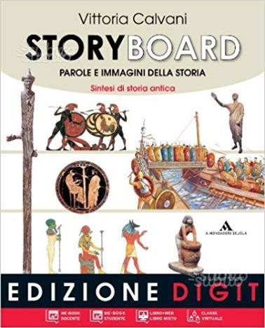 Storyboard.Il medioevo