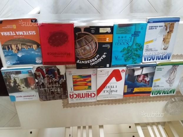 Libri 1-2-3-4 liceo