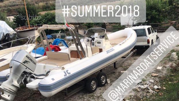 Joker boat clubman 27