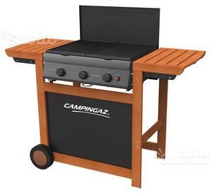 Barbecue campingaz in legno