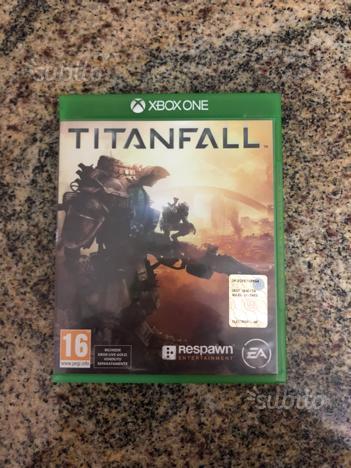 Titanfall per Xbox one