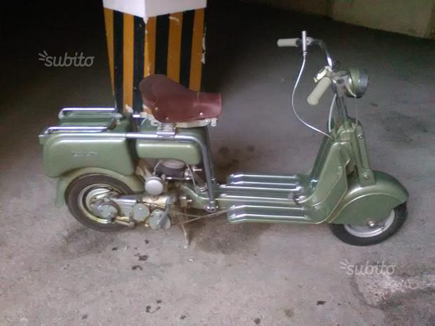 Lambretta. Modello. B