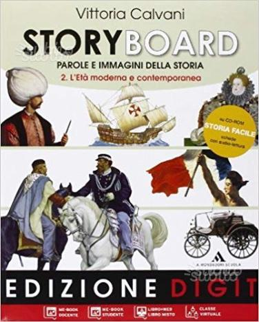 Storyboard. Per la Scuola media.volume 2