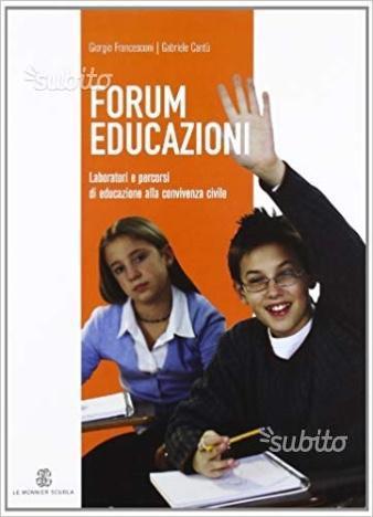 Forum educazioni - Libro per la scuola media