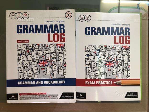 Libri Grammar log