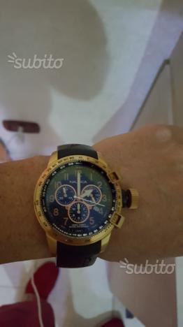 Orologio cronografo nautica